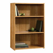 Sauder Beginnings 3 Shelf Wood Bookcase, Oak Finish at Kmart.com