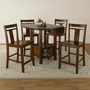 Essential Home Victoria 5 Pc Storage Dining Set at Kmart.com