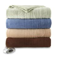Cannon Micro Plush Heated Blanket at Kmart.com