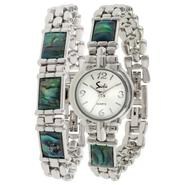 Ladies Silver Set Bracelet Watch at Sears.com