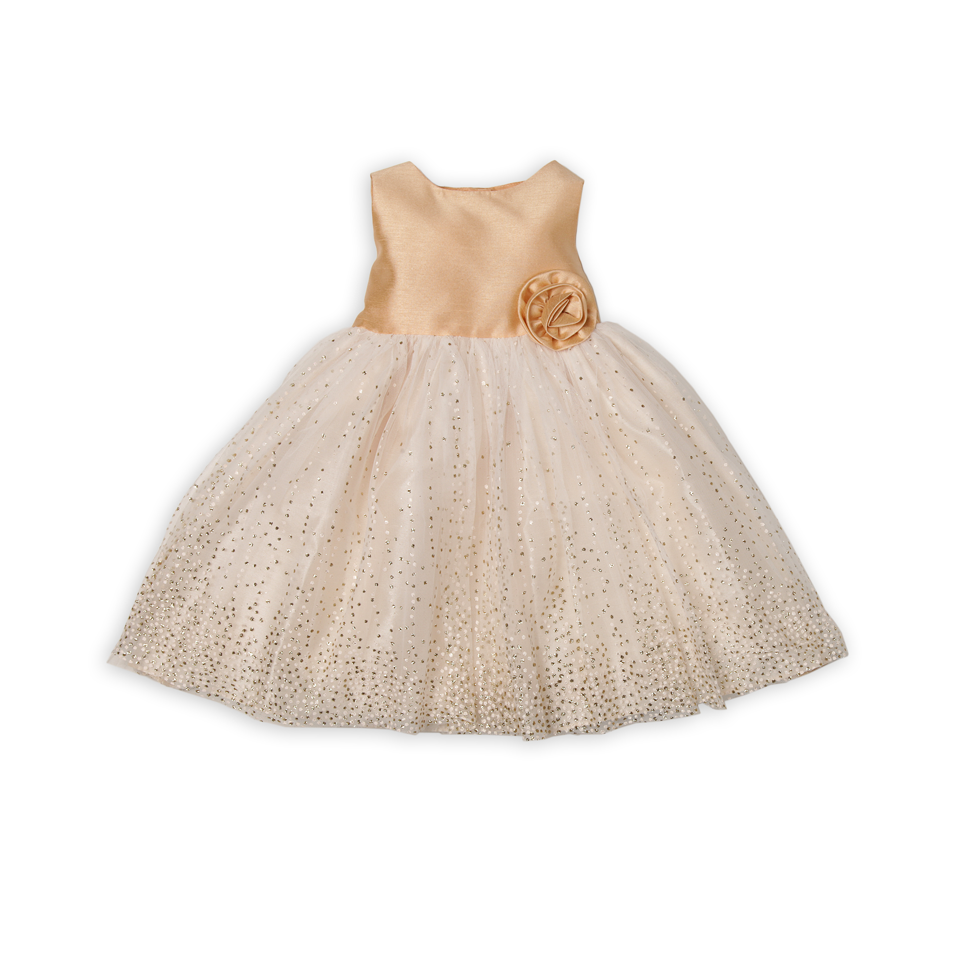 Infant & Toddler Girl's Glitter Dress