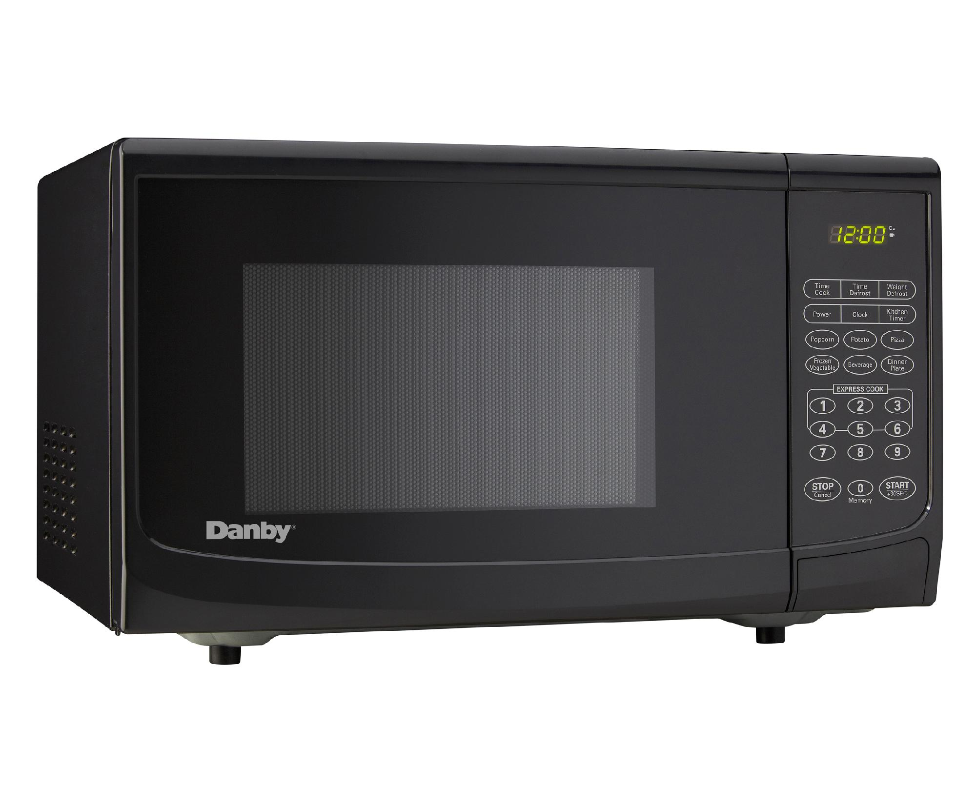 0.7 Cu. Ft. 700W Countertop Microwave Oven -