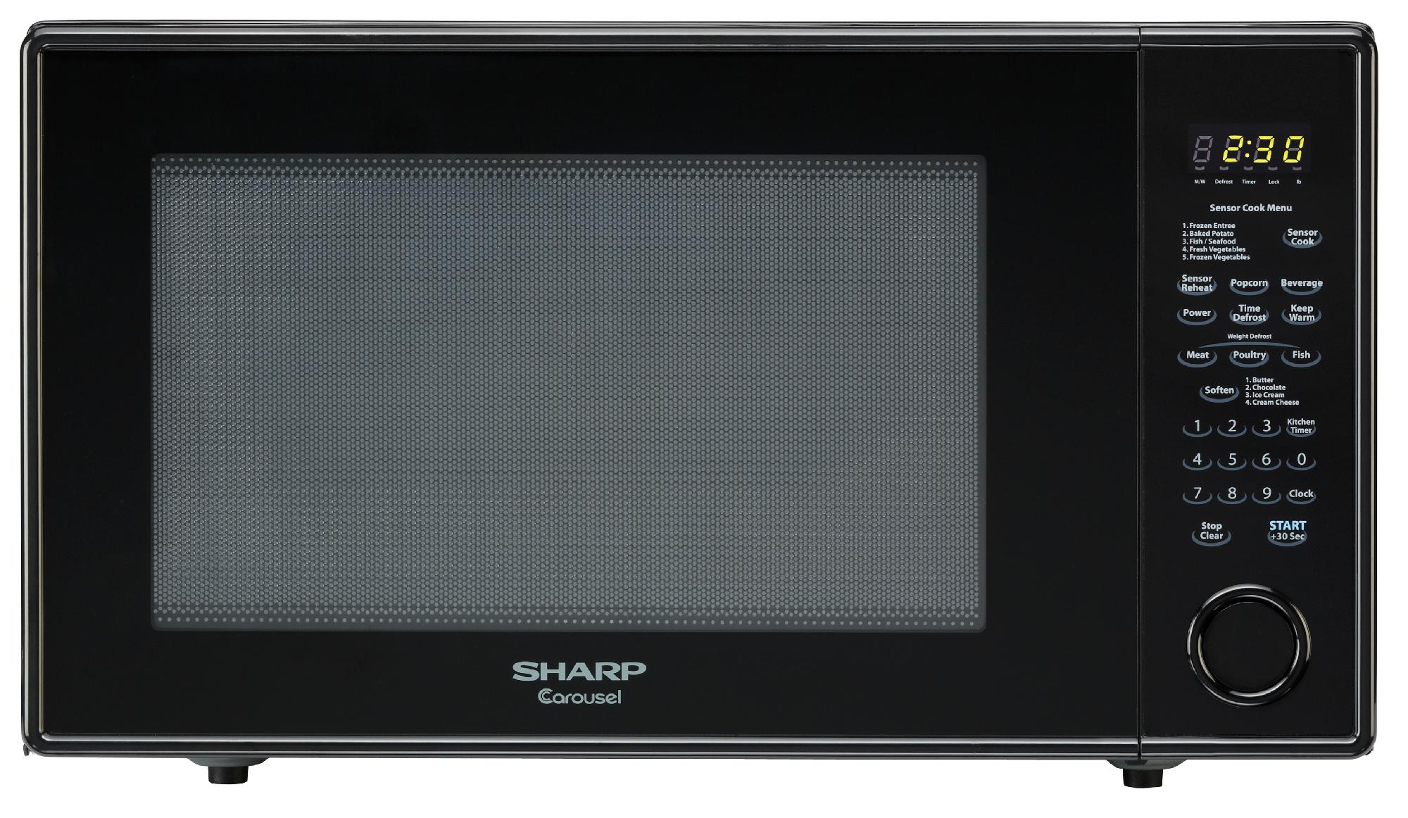 2.2 Cu. Ft. 1200W Countertop Microwave Oven -