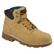 Texas Steer Men's Maximus Brown Steel-Toe Work Boot at Kmart.com