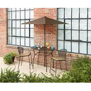 Essential Garden Clinton 4 Piece Patio Balcony Set at Kmart.com