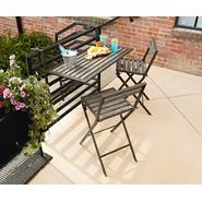 Essential Garden Franklin 3 Piece Endurowood Hanging Bar Set at Sears.com
