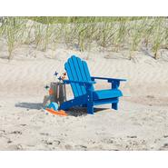Garden Oasis Kids Adirondack Chair- Blue at Kmart.com