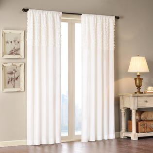 Madison Classics Lauren Window Panel in White