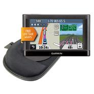 Garmin NUVI42LM-2A-KIT 4.3 In. GPS Navigator with U.S. Coverage, Lifetime Map Updates and Friction Dash Mount at Sears.com