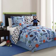 Brady 4 PC Reversible Comforter Mini Set at Sears.com