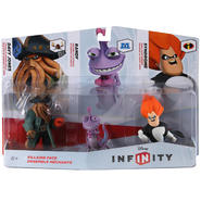 Disney Interactive Disney INFINITY Villains 3 Pack at Kmart.com