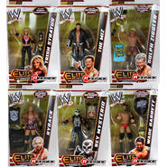 WWE Elite 24  - Complete Set of 6 Toy Wrestling Action Figures at Sears.com