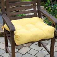 Greendale Home Fashions 20 in. Outdoor Chair Cushion, Sunbeam at Sears.com