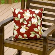 "Greendale Home Fashions 17"" x 17"" Outdoor Accent Pillows, Set of Two in Roma Floral at Sears.com"