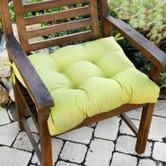 Greendale Home Fashions 23 in. Outdoor Dining Cushion, Kiwi at Sears.com