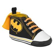 Character Baby Boy's Hi-Top Sneaker Batman - Black at Kmart.com