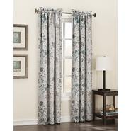 "Jaclyn Smith 26"" Logan Leaf Print Room-Darkening Panel Pair at Kmart.com"