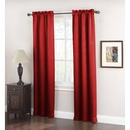 Jaclyn Smith Red Logan Darkening Window Panel Pair LOGAN at Kmart.com