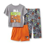 Joe Boxer Infant & Toddler Boy's Pajama Top, Shorts & Pants - Sports at Kmart.com
