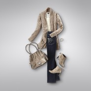 Cardigan To Go Outfit at Sears.com