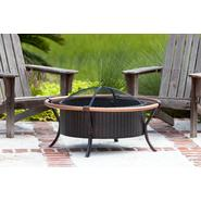Fire Sense Copper Rail Fire Pit at Sears.com