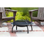 "Fire Sense 29"" Folding Fire Pit at Sears.com"