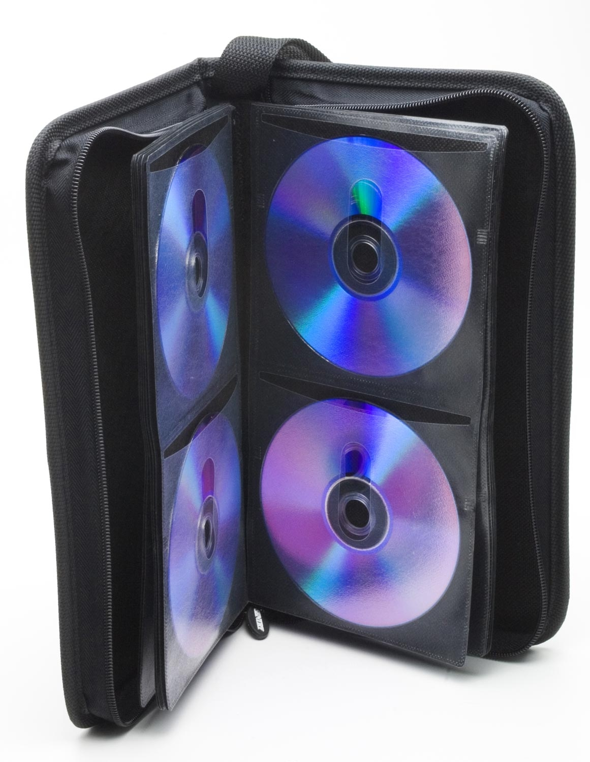 CD Collector Wallet Holds 48
