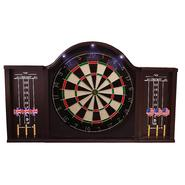 Bristle Dartboard with Cabinet Set 18-2014 at Kmart.com