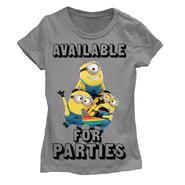 Disney Despicable Me Girl's T-Shirt - Minion at Sears.com