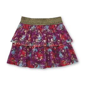 Ever After High Girl's Scooter Skirt - Metallic Splash at Kmart.com