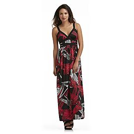 Sofia by Sofia Vergara Women's Sleeveless Maxi Dress at Kmart.com