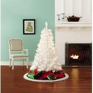 4.5' 200 Clear Light Covington Pine White Cashmere Christmas Tree at Kmart.com