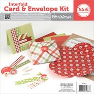 Interfold Card & Envelope Pads Christmas at Kmart.com