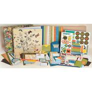 "1 Hour Album Scrapbook Kit 12""X12"" Field Notes at Kmart.com"