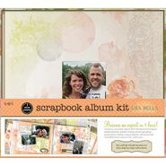 "1 Hour Album Scrapbook Kit 12""X12"" Mia Bella at Kmart.com"