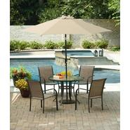 Essential Garden Bartlett Round Dining Table - Seats 4 at Kmart.com