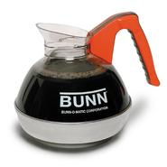 Bunn 6101.0101 Easy Pour Commercial 12-Cup Decaf Coffee Decanter, Orange at Sears.com