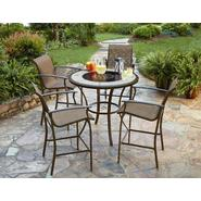 Essential Garden Welles 4 Sling Bar Chairs at Kmart.com