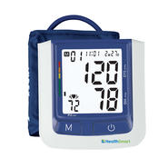 HealthSmart Select Automatic Arm Digital Blood Pressure Monitor, Large Cuff without AC Adapter at Kmart.com