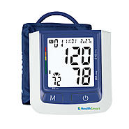 HealthSmart Select Automatic Arm Digital Blood Pressure Monitor, Large Cuff with AC Adapter at Kmart.com