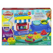 HASBRO Play-Doh Sweet Shoppe Double Desserts Playset at Kmart.com