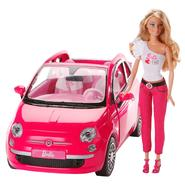 Barbie Fiat at Kmart.com
