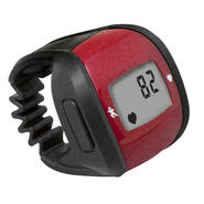 HealthSmart™ Ring Heart Rate Monitor, Red at Kmart.com