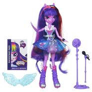 HASBRO My Little Pony Equestria Girls Singing Twilight Sparkle Doll at Sears.com