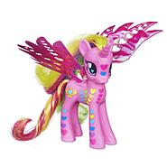 HASBRO My Little Pony Fantastic Flutters Princess Cadance Pony Figure at Sears.com