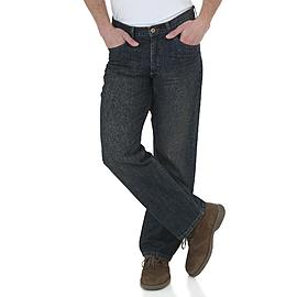 Wrangler Men's Relaxed Fit Straight Jean - Online Exclusive at Kmart.com