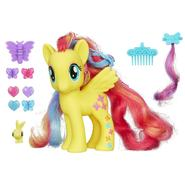 HASBRO My Little Pony Styling Strands Fashion Pony Fluttershy Figure at Sears.com