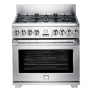 "Kenmore Pro 36"" Freestanding Dual Fuel Range at Sears.com"