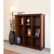 Simpli Home Artisan Collection Auburn Brown 9 Cube Bookcase & Storage Unit at Kmart.com