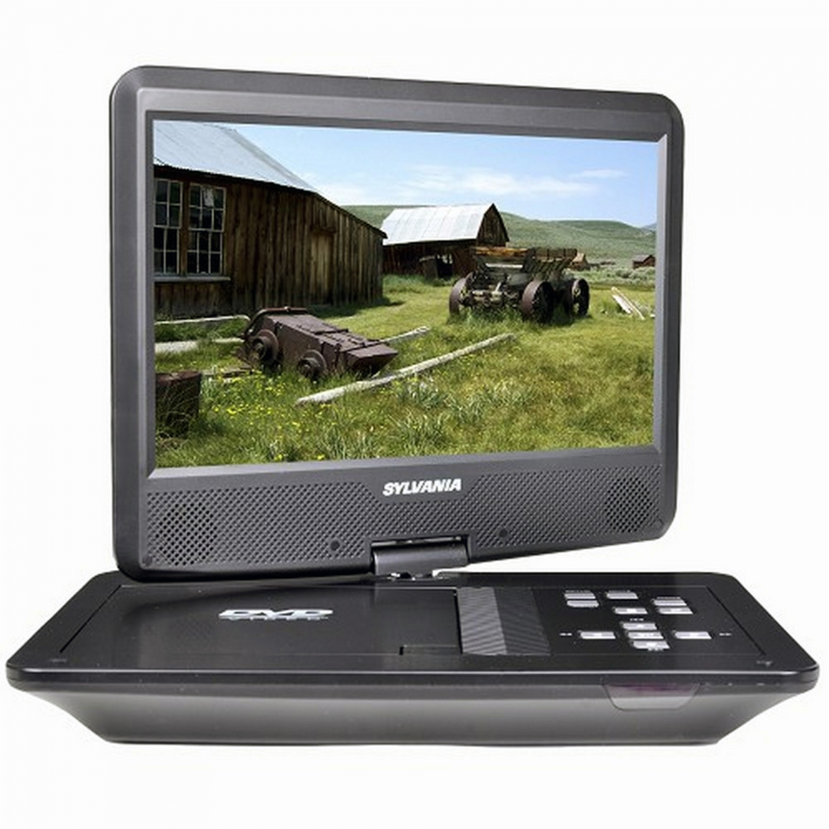 Sylvania Portable DVD Player with 5-Hour Battery PartNumber: 05735868000P